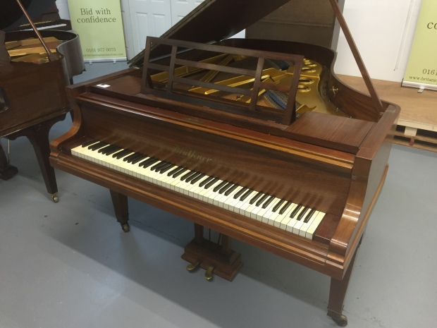 Britannia Piano Auctions Bluthner Manchester London Auction Buy Sell Picture Image2