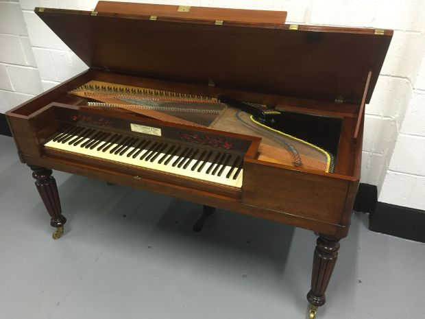 Britannia Piano auctions Ltd Manchester London Broadwood Square piano Friends of Edinburgh Bristol Leeds Conway Steinway Sell My Piano Antique Period Instrument  4